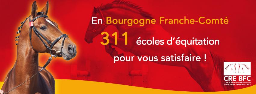 Comité Régional d'Equitation Bourgogne-Franche-Comté